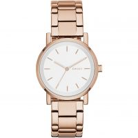DKNY SoHo Dameshorloge Rose NY2344