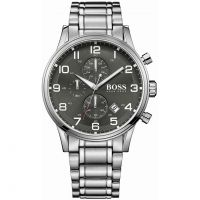Herren Hugo Boss Aeroliner Chronograf Uhr