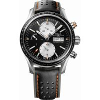 homme Ball Fireman Storm Chaser Pro Chronograph Watch CM3090C-L1J-BK