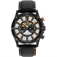 Herren Harley Davidson Chronograf Uhr