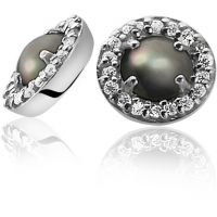 Ladies Zinzi Sterling Silver Earrings ZIO1039Z
