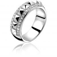 Ladies Zinzi Sterling Silver Ring Size O.5 ZIR993/56