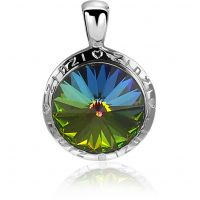 Ladies Zinzi Sterling Silver Pendant