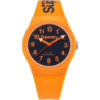 Superdry Urban Herrklocka Orange SYG164O