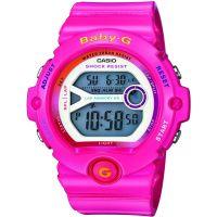 Damen Casio Baby-G Alarm Chronograph Watch BG-6903-4BER