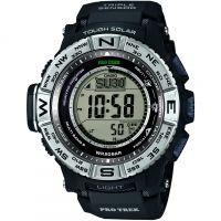 Herren Casio Pro-Trek Wecker Chronograf Uhr