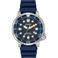 Herren Citizen Promaster Divers Eco-Drive Watch BN0151-09L