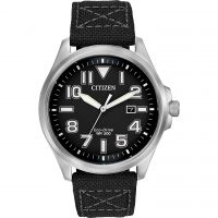 Herren Citizen Sports Eco-Drive Watch AW1410-08E