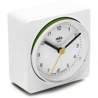 Braun Clocks Pivot Switch Wecker Uhr