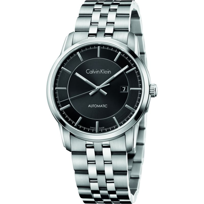 Mens Calvin Klein Infinity Automatic Watch