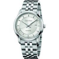 Herren Calvin Klein Infinity Automatik Uhr