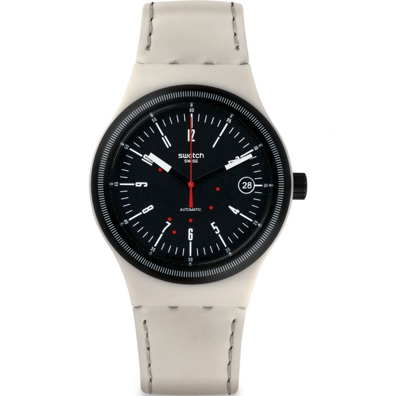 Unisex Swatch Sistem 51 Automatic Watch SUTM400
