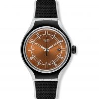 Mens Swatch Irony X-Lite - Go Jog Watch