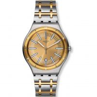 Herren Swatch Irony Big - Ride In Style Watch YWS410G