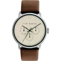 Ted Baker James Multifunction Herenhorloge Bruin ITE10023493