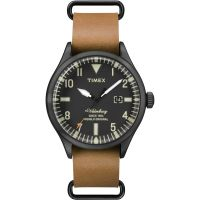Timex The Waterbury Herrklocka Brun TW2P64700