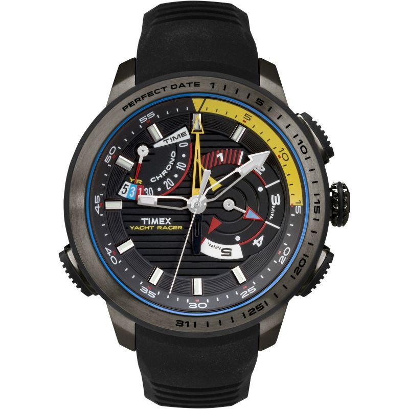 Mens Timex Intelligent Quartz Chronograph Watch