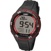 Mens Limit Active Alarm Chronograph Watch