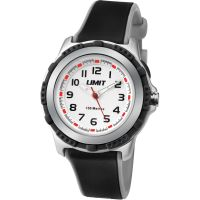 Limit Active Kinderenhorloge Zwart 5597.24