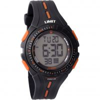 Childrens Limit Racing Alarm Chronograph Watch