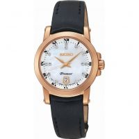 Damen Seiko Premier Uhr