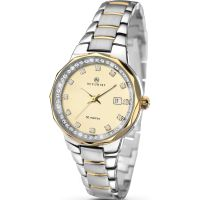 femme Accurist London Watch 8016
