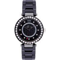 Ladies Juicy Couture Luxe Couture Ceramic Watch