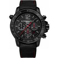 homme Raymond Weil Nabucco Rivoluzione II Chronograph Watch 7850-BSF-05207