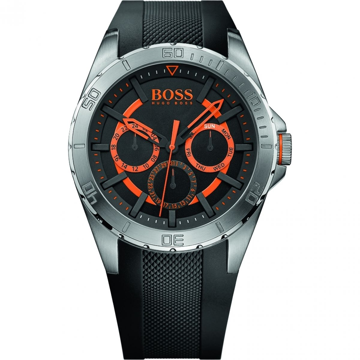 Mens Hugo Boss Orange Watch 1513203