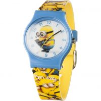 Childrens Character Despicable Me Minions Watch