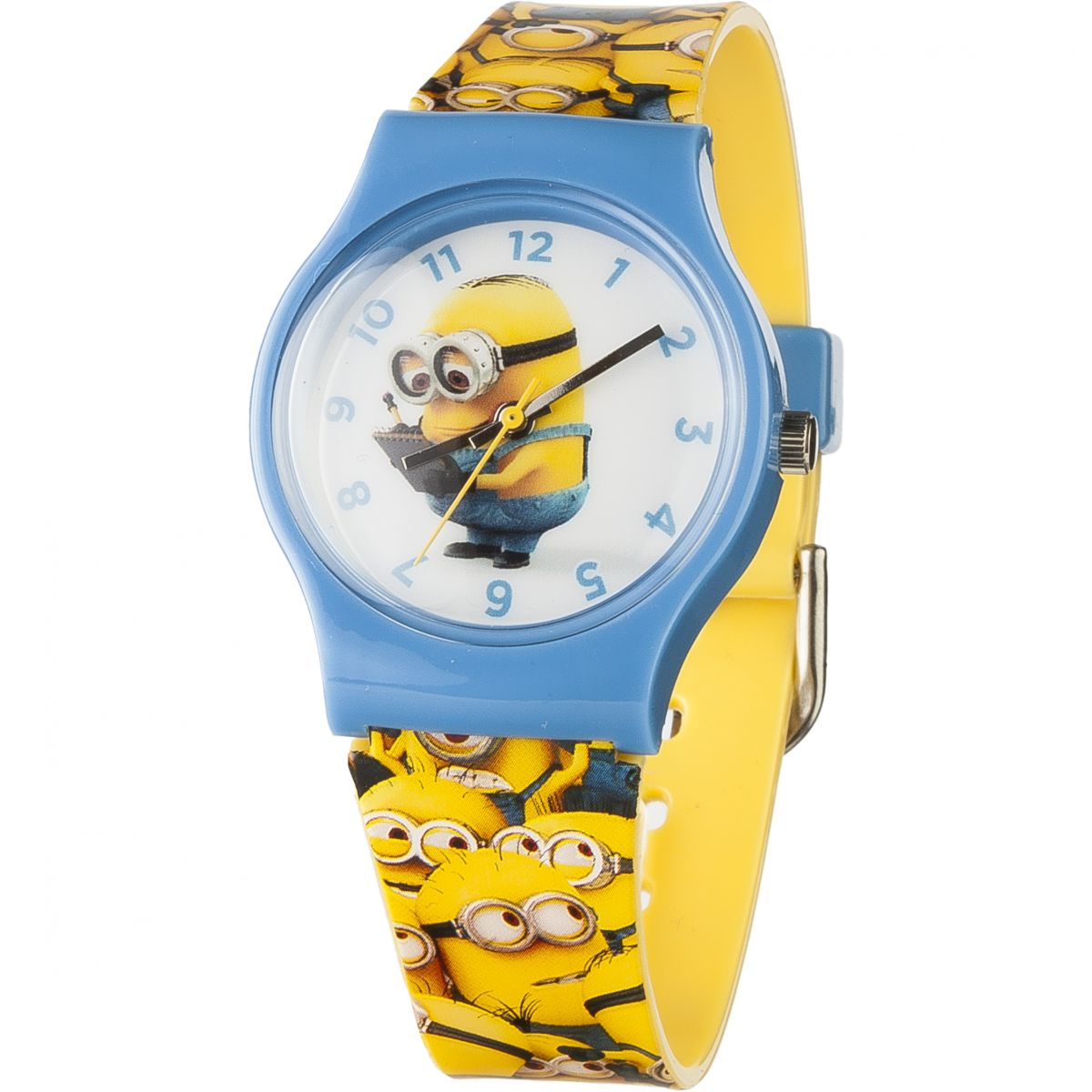 Childrens character despicable me minions watch mns18 for Despicable watches