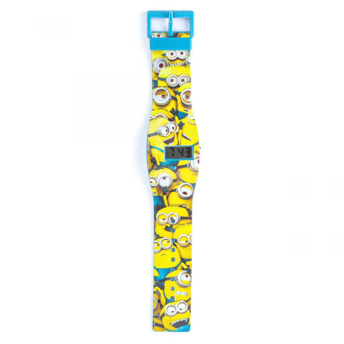 Childrens character despicable me minions watch mns24 for Despicable watches
