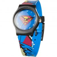 Childrens Character Superman Watch