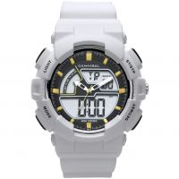Herren Cannibal Alarm Chronograph Watch CD264-09
