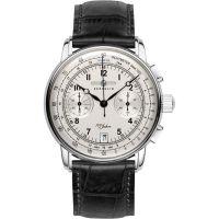 homme Zeppelin 100 Jahre Chronograph Watch 7674-1