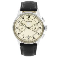 Mens Junkers G38 Chronograph Watch