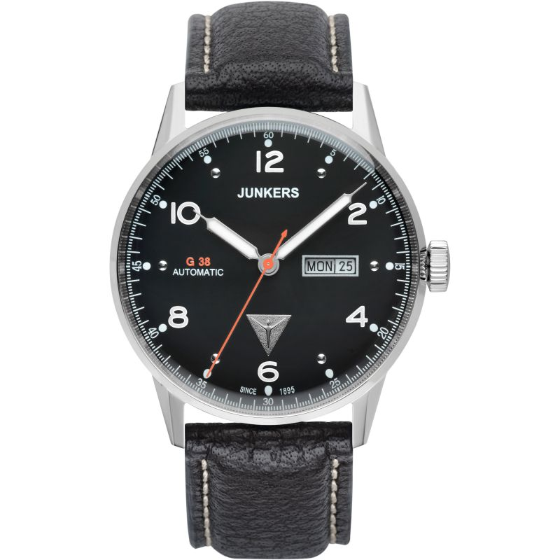 Mens Junkers G38 Automatic Watch