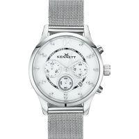 Damen Kennett Dame Savro Milanaise-Geflecht  Chronograf Uhr