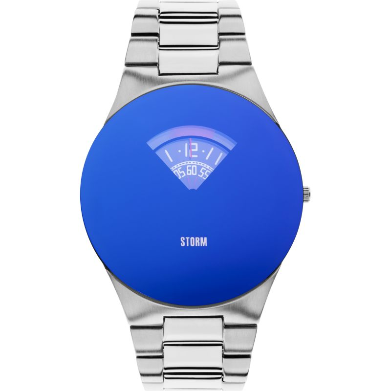 Mens STORM Oblex Watch OBLEX-LAZER-BLUE