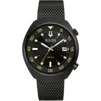 Herren Bulova Accutron II Karabiner Uhr