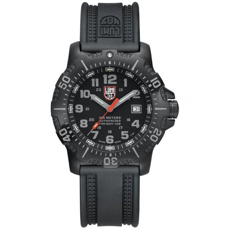 Mens Luminox Authorized For Navy Use 4220 Series Watch