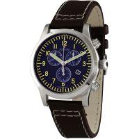 Herren Rotary St Moritz Chronograf Uhr