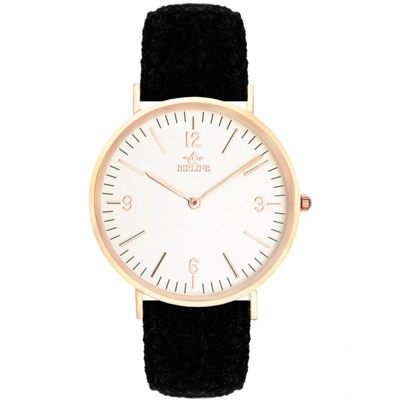 Unisex Birline Kingswood Rose Gold Watch BIR001101