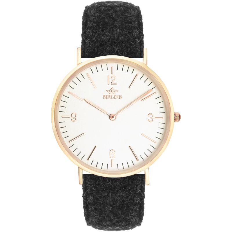 Unisex Birline Stornoway Rose Gold Watch