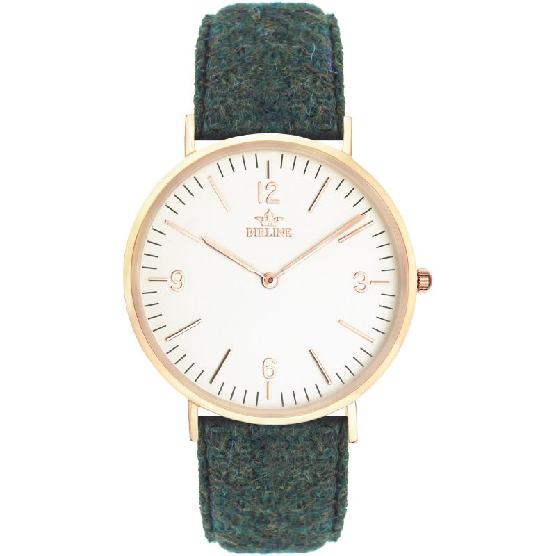 Unisex Birline Stanmore Rose Gold Watch BIR001103