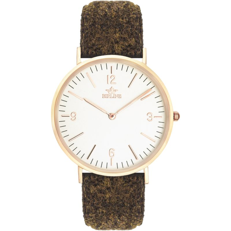 Unisex Birline Carloway Rose Gold Watch BIR001104