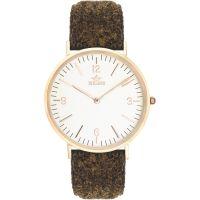 Unisex Birline Carloway Rose Gold Uhr