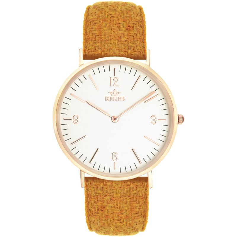 Unisex Birline Bickley Rose Gold Watch