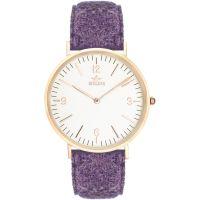Unisex Birline Woodley Rose Gold Uhr