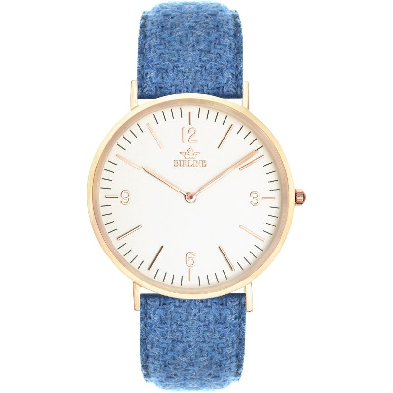 Unisex Birline Loudwater Rose Gold Watch